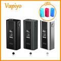 Caixa de bateria original joyetech cubóide 150 w tc kit mod temp ponta gotejamento 510 conector de controle presente vape vaporizador vs primo!