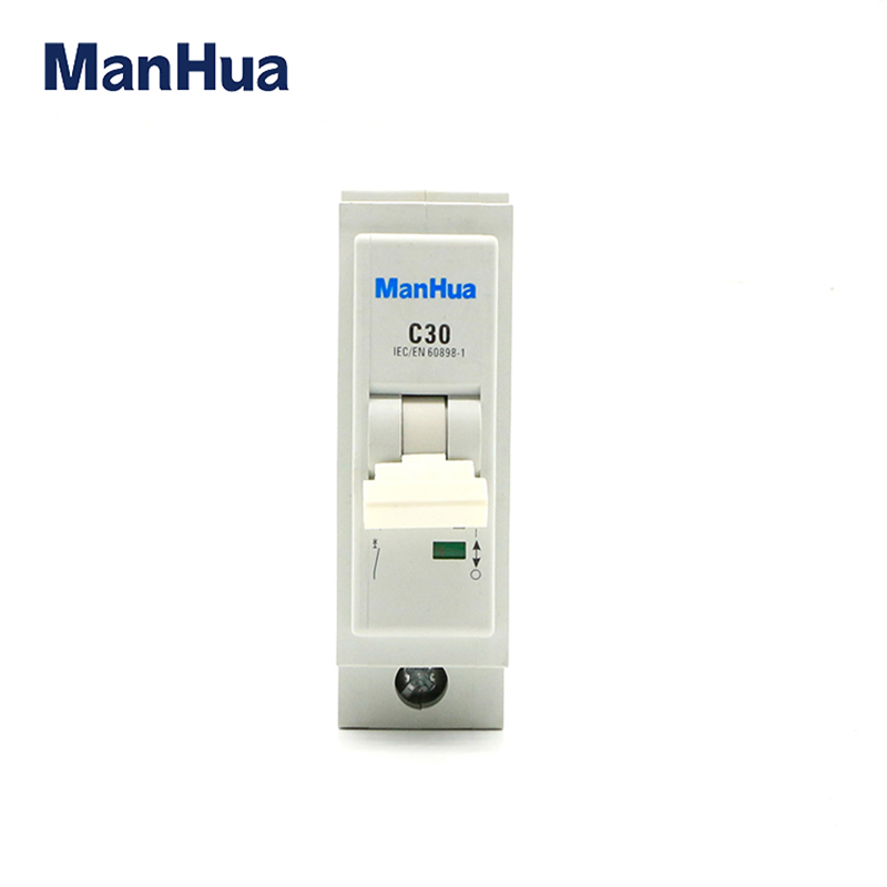 Manhua 63 Amp 6kv Single Phase C30 Electrical Symbol Single Phase