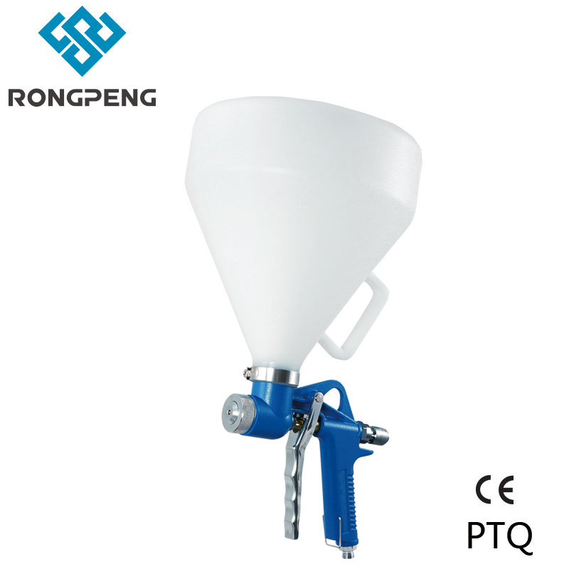 RONGPENG GRAVITY ALUMINUM AIR HOPPER CUP GUN PTQ WITH 4.5MM NOZZLE PNEUMATIC HOPPER GUN PAINT SPRAY GUN 2 5l pneumatic hopper gun air spray gun wall paint spray gun painting gun tools page 7