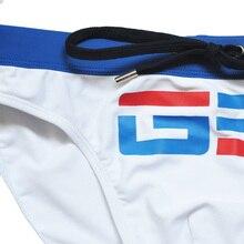 Men's Swimming Briefs Swim Trunks Asian Tight Swimwear Swimsuit Water Repellent gay Man Beach short Surfing Suit Underpants