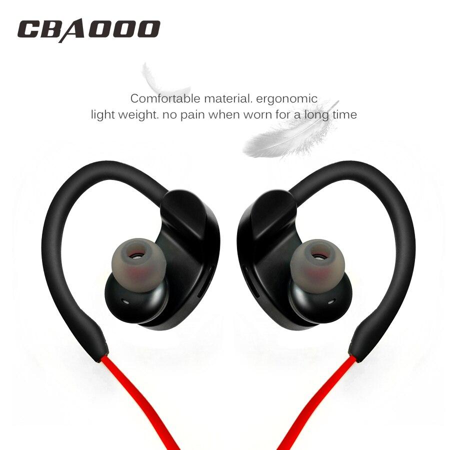 K100 Bluetooth Earphone Wireless Headsets Ear-hook Headphones Bluetooth Sports Running Earphones With Mic Earbuds For Phone