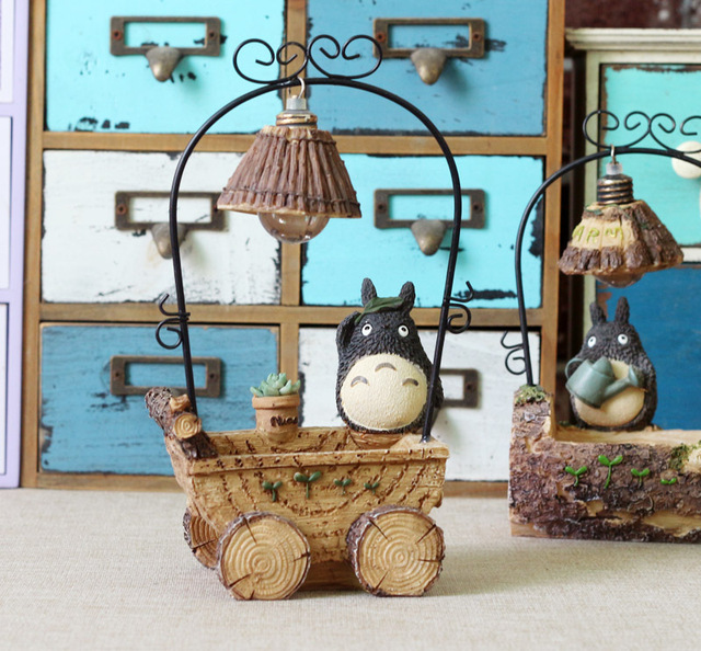 My Neighbour Totoro Multifunctional Night Lights Decorating Lamp with 2 Styles