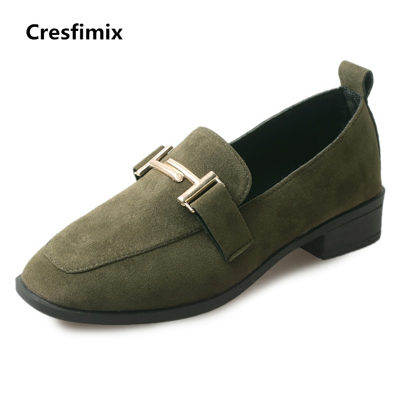 Cresfimix sapatos femininas women casual street flat shoes lady cool comfortable spring shoes woman black high quality shoes cresfimix sapatos femininas women casual soft pu leather flat shoes with side zipper lady cute spring
