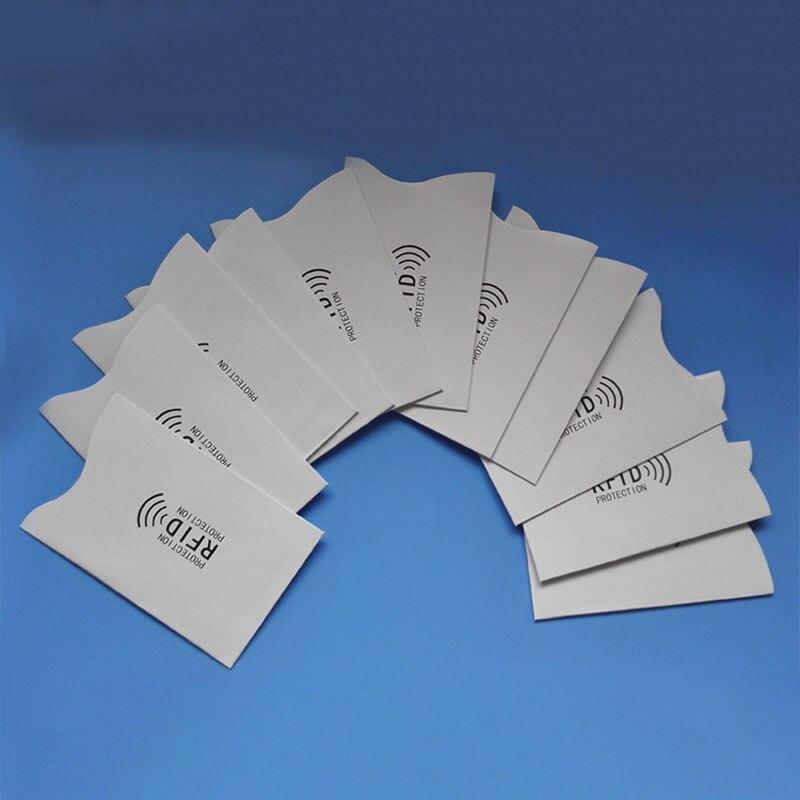 Leave Pcs Sac lot Aluminium Crédit En La Please 150 Titulaire Support De Creative Couvre Banque Message Métal Carte axd4w71wq
