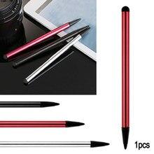Универсальный сенсорный экран Стилус карандаш-стилус планшет экран ручка Электронный Конденсатор ручки ручка резистивный стилус для Планшета Телефона