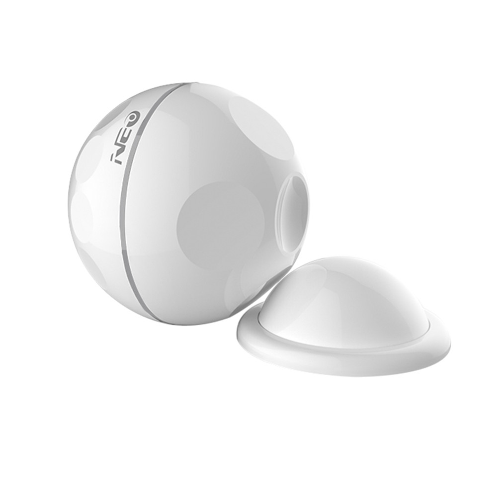 Wifi intelligent motion infrared sensor metering device temperature home automation alarm system EU 868.4MHZ
