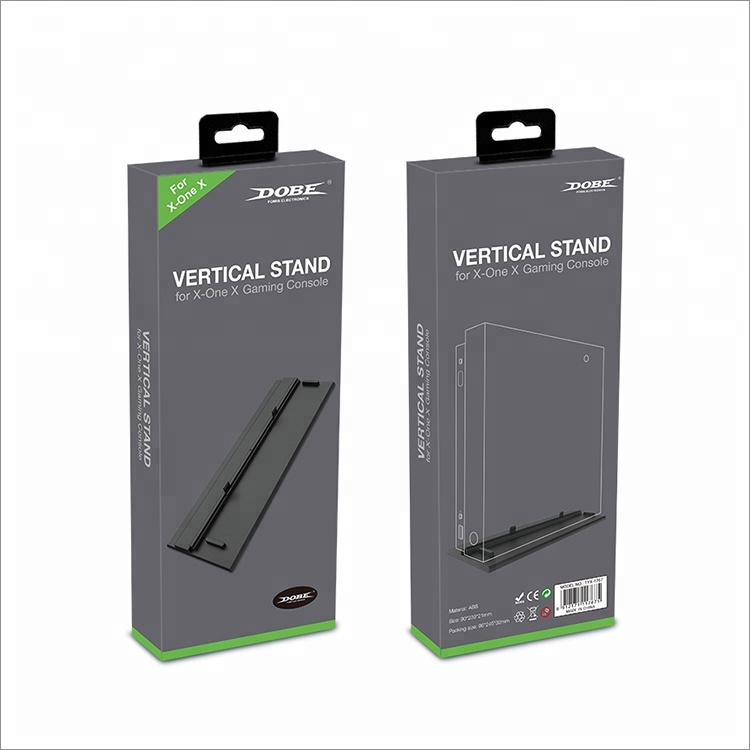 Wholesale-simple-plastic-console-vertical-stand-for