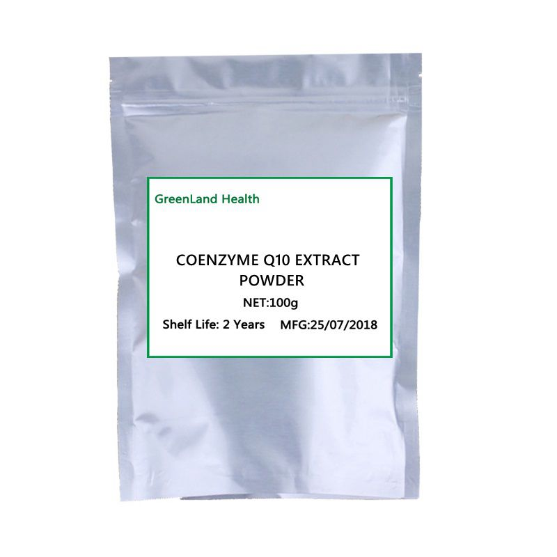 Hot Selling Coenzyme Q10 Extract Powder,Heart care, natrol heart health coenzyme q 10 50 mg 60 capsules single item
