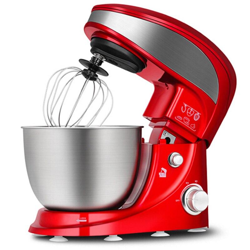 vosoco pasta impastare macchina miscelatore elettrico 4l 500 w robot da cucina uova cucina torta del