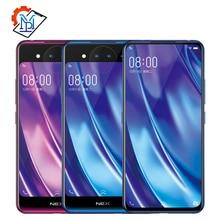 Vivo Nex 2 Dual display мобильный телефон 6,39 «10 ГБ + 128 ГБ Snapdragon 845 Octa Core Android 9,0 3D TOF камеры 3500 мАч смартфон