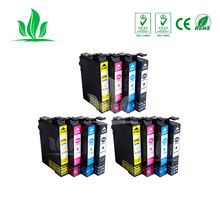12 pcs 29XL T2991 Ink Cartridges Compatible for Epson XP-235 XP-245 XP-247 XP-332 XP-335 XP-432 XP-435 XP-445 printer