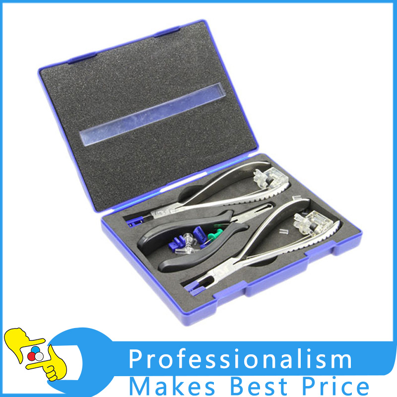 NEW Optical Tool Silhousette Eyeglass Rimless Disassembly Glasses Professional Plier Tool Kit professional premium precision phone disassembly tool 7 piece set