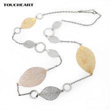 Ожерелье toucheart из бисера для женщин винтажное эффектное