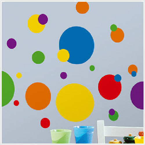 ZEBRA GO WILD DOTS 4 BiG Wall Decals Room Decor Stickers ANIMAL PRINT Polka Spot-in Wall Stickers from Home u0026 Garden on Aliexpress.com | Alibaba Group  sc 1 st  AliExpress.com & ZEBRA GO WILD DOTS 4 BiG Wall Decals Room Decor Stickers ANIMAL ...
