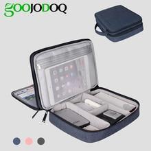 10.1 Tablet travel Case Portable Transport Bag 10.5 Universal Tablet Case for IPad 10.2 2019 2018 Handbag Double Travel Bag