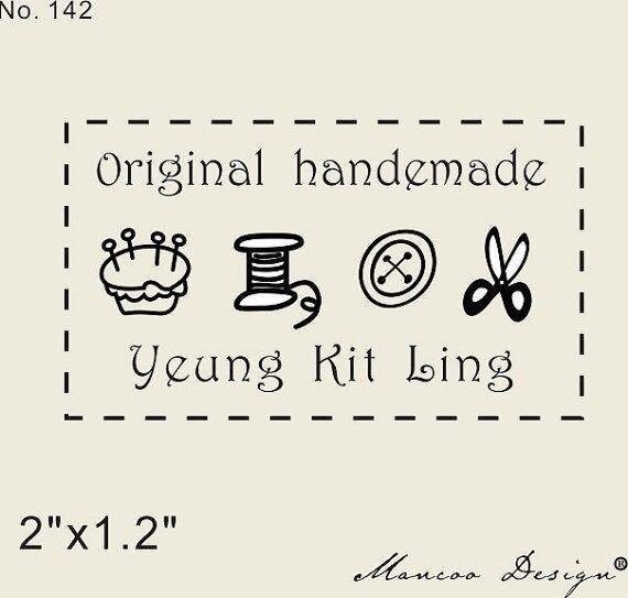 online shop custom logo stamp 2 x1 2 personalized custom rubber