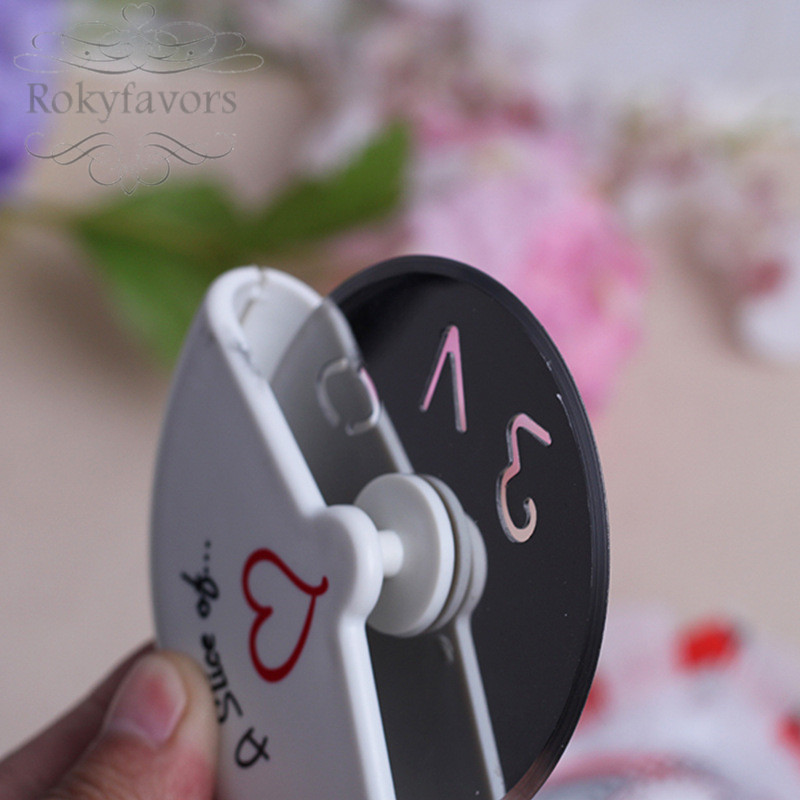 Free Shipping 30pcs Wedding Favors A Slice Of Love Pizza Cutter