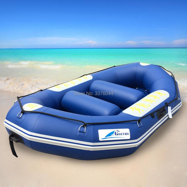 US $450 0 |GTP300 Factory Direct Sale Inflatable Boat Raft boat Self  Bailing Whitewater River Raft -in Rowing Boats from Sports & Entertainment  on
