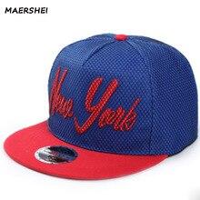 MAERSHEI New York Mens cap Baseball Cap hat Women Fashion Embroidered Hip Hop Snapback Bone unisex Casquette Flat Adjustabl