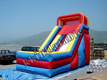 Commercial Inflatable font b Bouncer b font Slide For Kids Outdoor