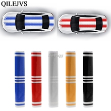 Universal 130cm x 24cm Car Styling Car Auto Hood Scratched Stickers Engine Cover Reflective Decal Stripe For VW BMW Honda New