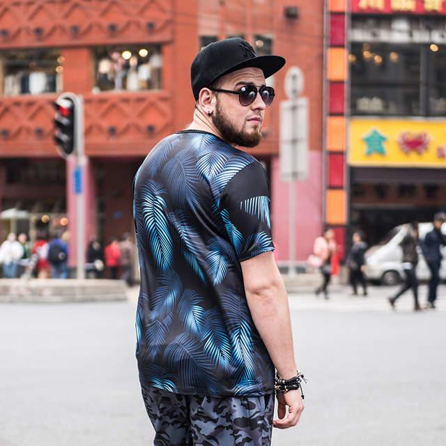 Online Shop Oversized Men S Clothing Summer Style T Shirt Men