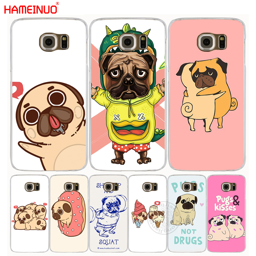 pug samsung galaxy s7 case
