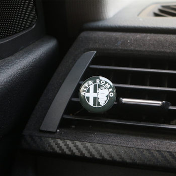 Ambientador de aire acondicionado para coche, decoración de Interior, para alfa romeo...