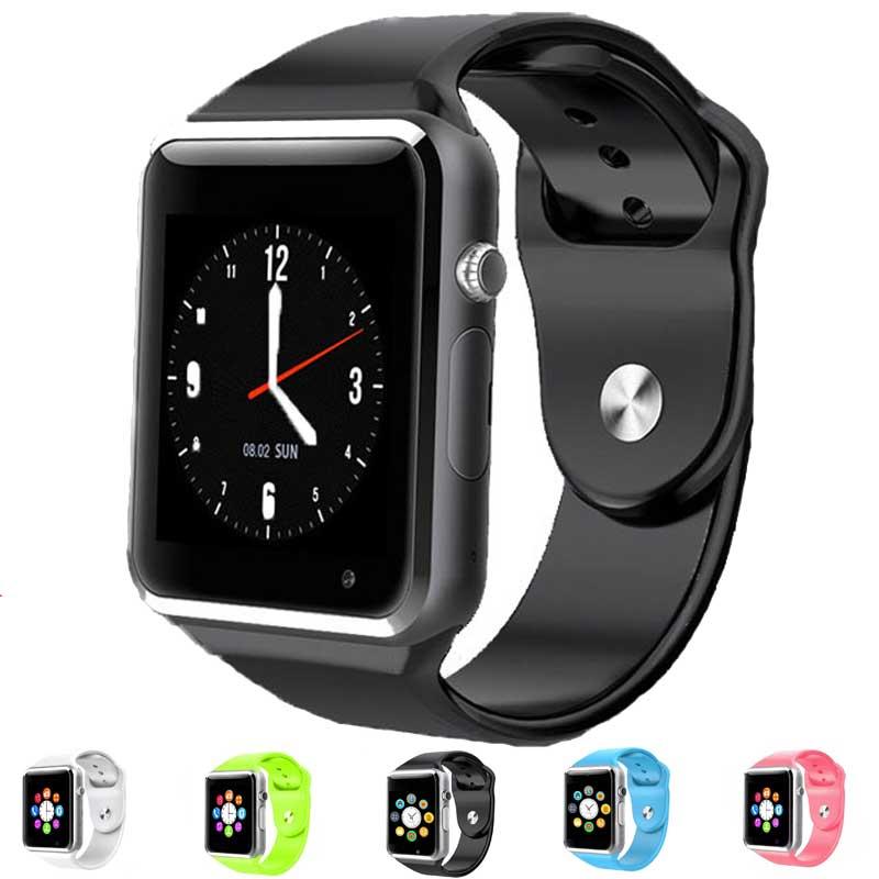 Fashion men women Smart watch sync notification device support SIM / TF card Bluetooth Smartwatch PK Q18 DZ09 LED phone watch цена
