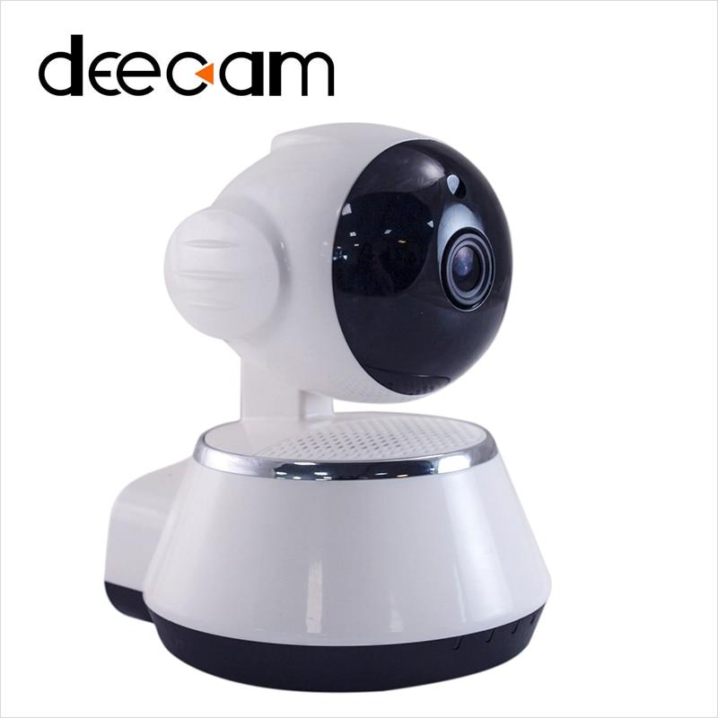 ФОТО Deecam IP Camera Wifi Home Security 1.0MP HD 720P P2P IR Cut Wireless Mini CCTV Smart Baby Monitor Surveillance Cam