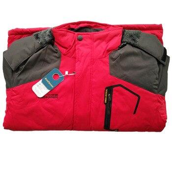 2019 Large Size 9 Colors Warm Outwear Winter Jacket Men Windproof Hood Men Jacket Warm Men Parkas Size L-6XL