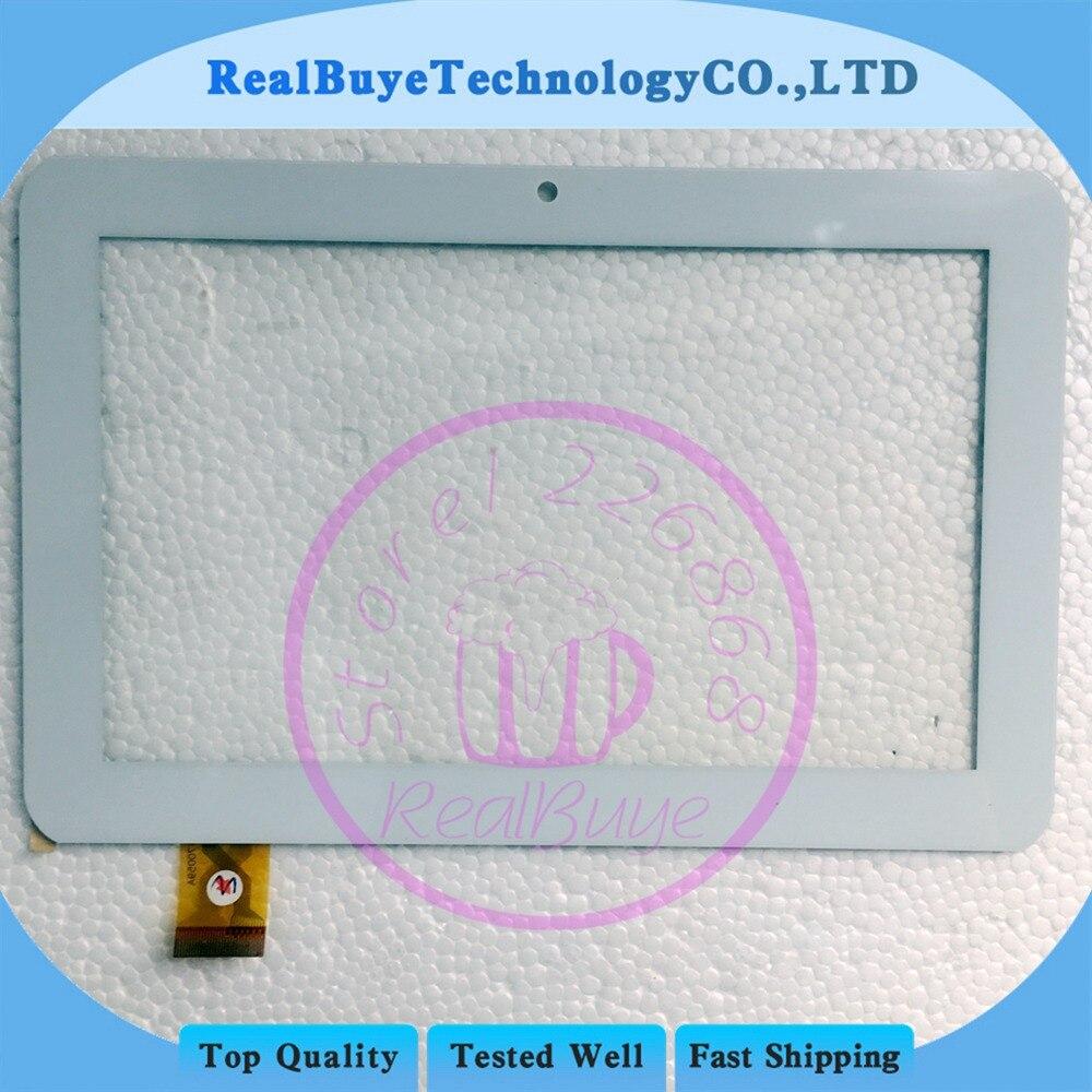 repalce ZJ-70059A White Touch Screen Panel Digitizer Glass Sensor Code Random Delivery