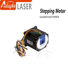 цена на Stepper Motor 57HS09 for NEMA23 4.2A Length 54mm Shaft 6.35mm 2 phase leadshine