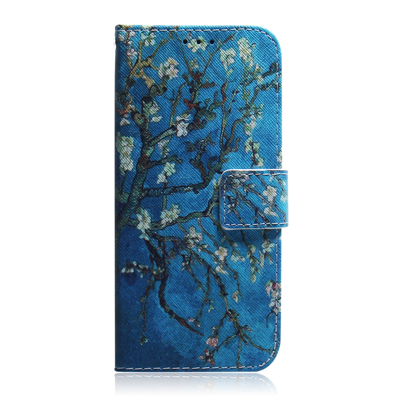 PU Leather Wallet Cover Case For Huawei P Smart Plus Coque Flip Soft Silicone SmartPhone Bag For Huawei Nova 3i Funda Case Capa in Flip Cases from Cellphones Telecommunications