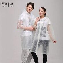 YADA Personal Print Raincoat Extra Thick Outdoor Hiking Eva Creative YY001