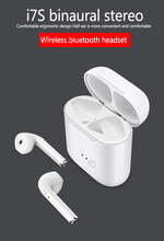 shuoboZD i7s Tws Bluetooth Earphones Mini Wireless Earbuds Sport  Earphone Cordless Headset with Charging Box for Huawei Apple все цены