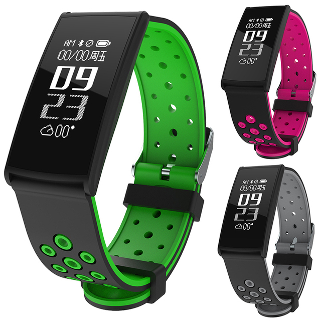 Smart Bracelet R11 Blood Pressure And Heart Rate Monitoring Waterproof Sports Bluetooth Step Counting