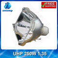 Cheap compatible projector mercury lamp UHP 250W 1.35 for PG-CN450X/XG-CN500X/PG-CN480X/XG-C50/XG-C55...