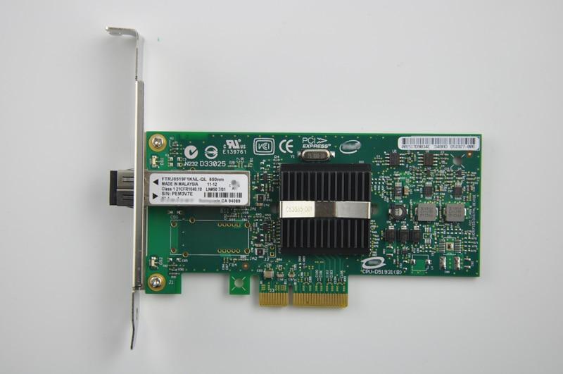 New EXPI9400PF Pro/1000 PF Single Port Server Adapter Network Card LC Multi-mode