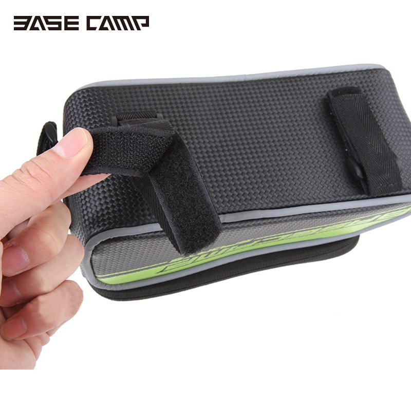 BASECAMP Bicycle Phone Case Frame Bag Waterproof Bicycle Front