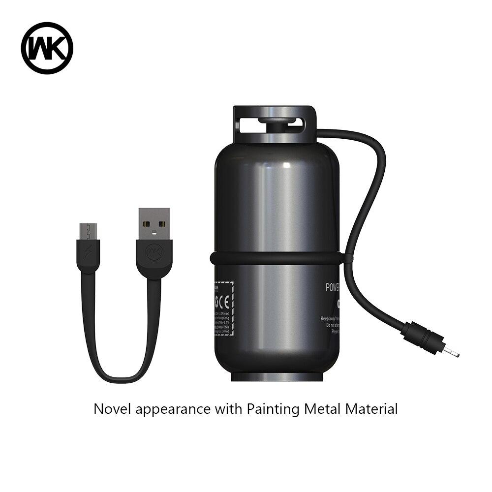 SEM CONCEPTION Portable Power Bank 10000 mah USB Powerbank Chargeur Externe Batterie Pack pour iPhone X Samsung Note 8 Bateria externe - 3