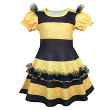 2019 summer cartoon Baby girl clothes kids dresses for Girls Halloween costume cosplay Party Vestidos 51221 hot mickey minnie cosplay costume halloween costume dresses for kids girl performance dance clothes christmas cartoon costume