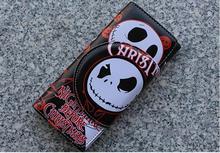Hot sell skull Print wallet for women Cartoon womens luxury purses female Pocket Money Bag