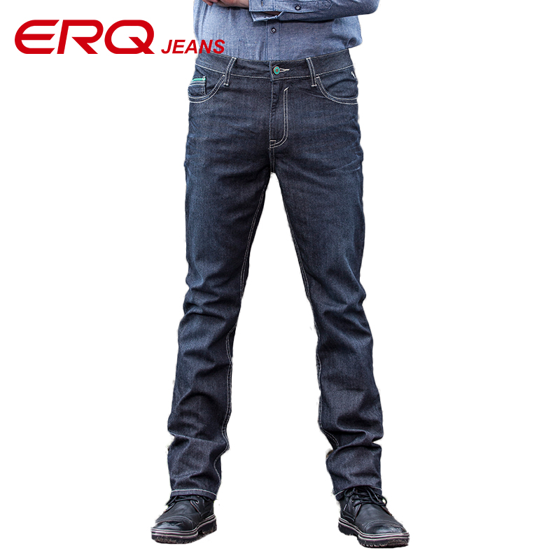 New Fashion Skinny Men Jeans Homme Cotton Middle Waist Broeken Man Casual Slim Fit Jeans Pants Male Tide Man Jeans 52000 недорого