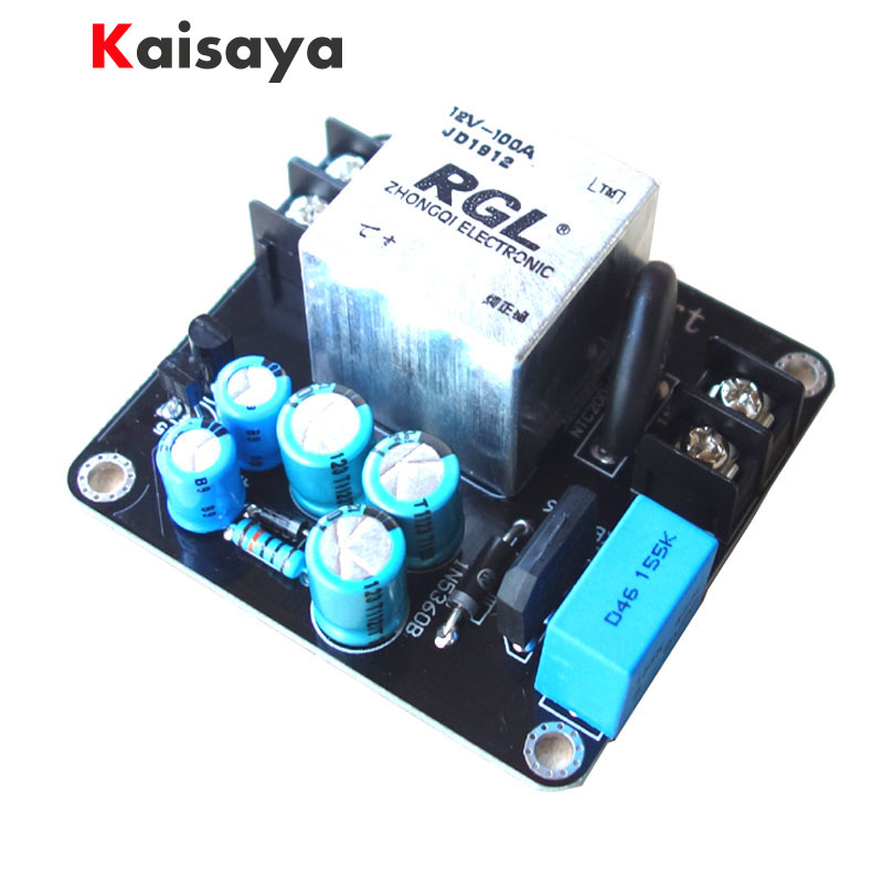 4000W 100A AC220V Power Supply Soft Start Protection Board for Class A Amplifier