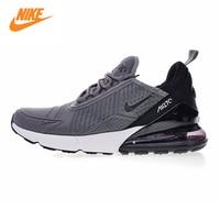Nike Air Max 270 Men's Running Shoes, Grey/black, Non slip Shock Absorbing Breathable Lightweight AH8060 002 AH8060 001