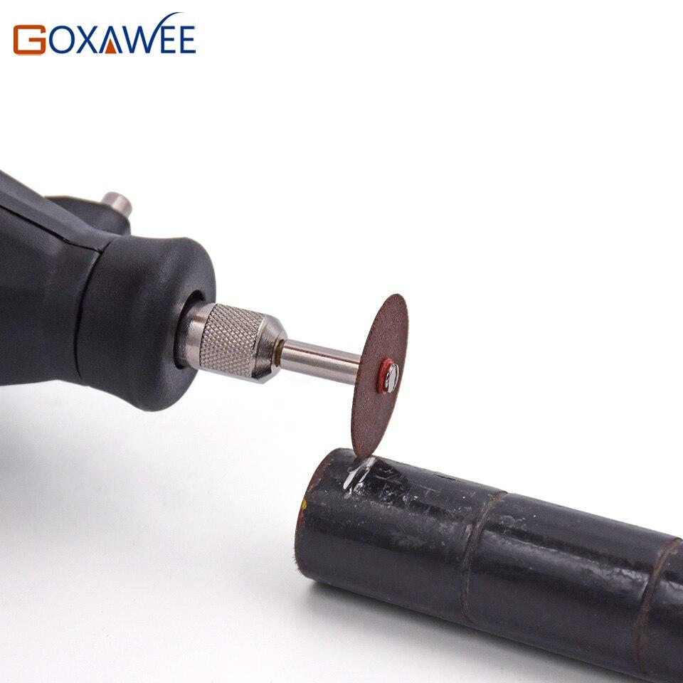 Hojas de sierra GOXAWEE para accesorios de herramientas Dremel 36pcs - Accesorios para herramientas eléctricas - foto 4