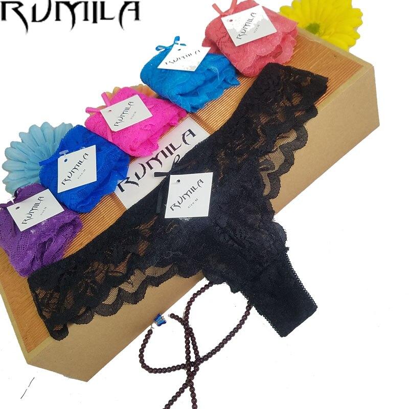 (Бесплатная доставка + низкая цена) Новые разноцветные сексуальные уютные удобные кружевные трусики стринги Нижнее белье для женщин 87169-1