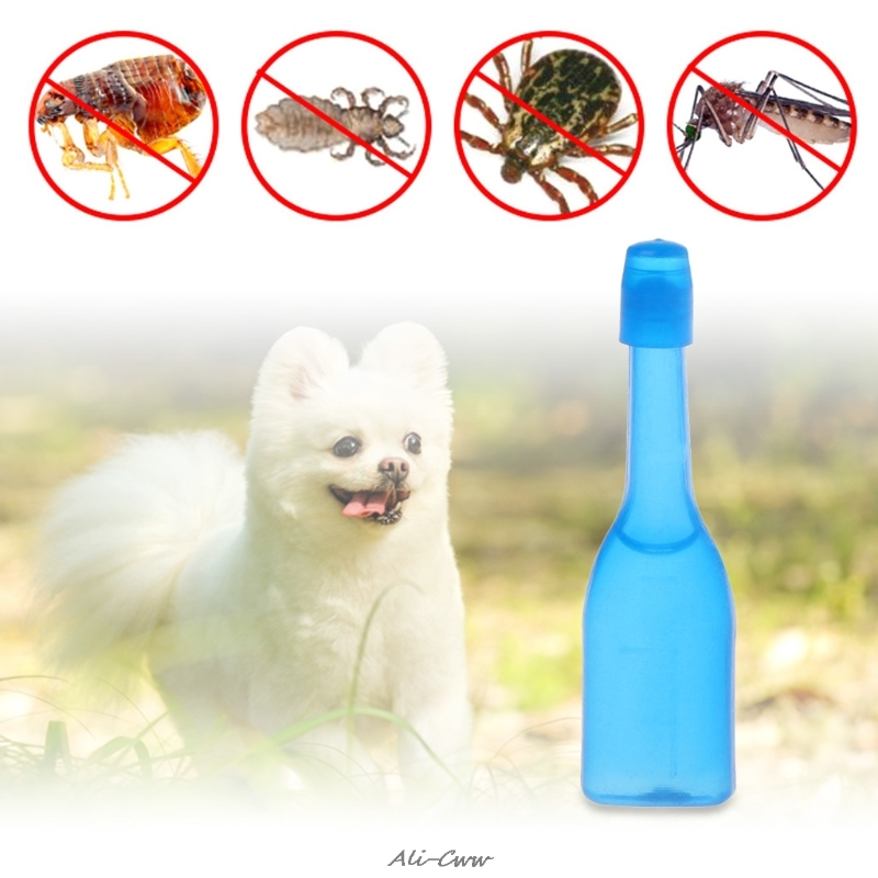 New font b Pet b font Insecticide Flea Lice Insect Killer Spray For Dog Cat Puppy