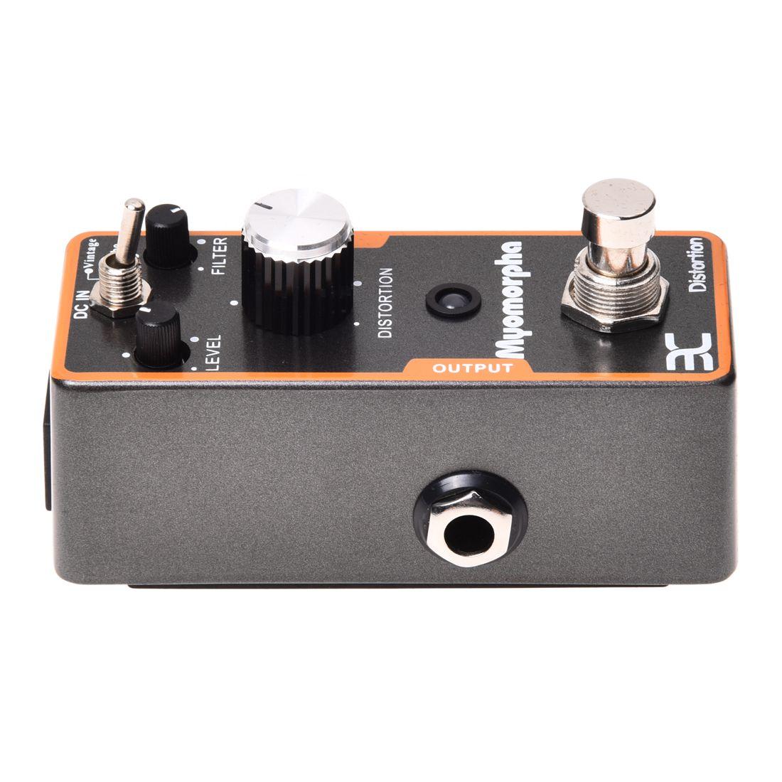 IRIN ENO TC-13 Music Distortion Mini Pedal Myomorpha True Bypass алмазная пила кратон tc 10